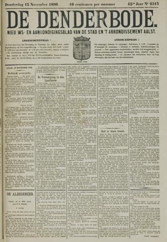 De Denderbode 1890-11-13