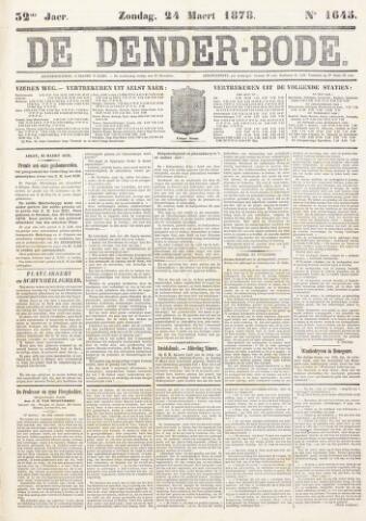 De Denderbode 1878-03-24