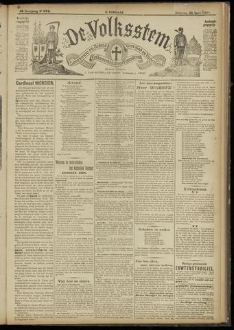 De Volksstem 1907-04-20