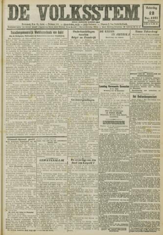 De Volksstem 1931-12-12