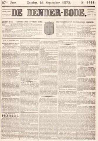 De Denderbode 1873-09-21
