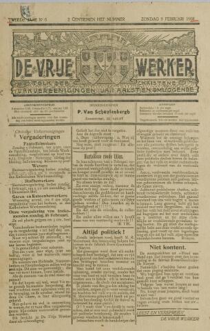 De Vrije werker 1908
