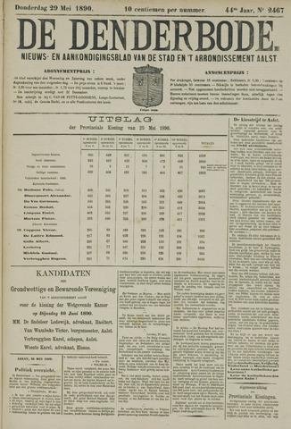 De Denderbode 1890-05-29