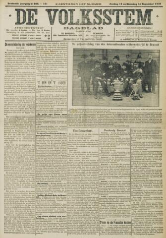 De Volksstem 1910-11-13