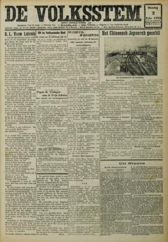 De Volksstem 1932-02-02