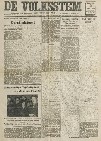 De Volksstem 1938-12-24