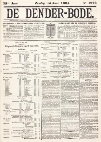De Denderbode 1884-06-15