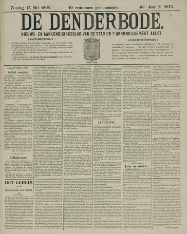 De Denderbode 1894-05-13