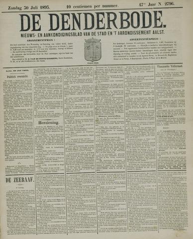 De Denderbode 1893-07-30
