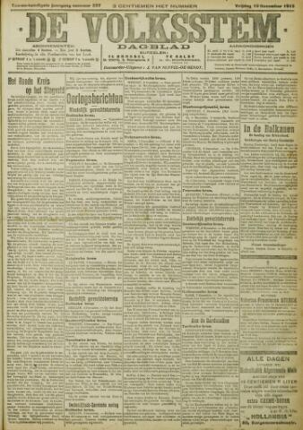 De Volksstem 1915-12-10