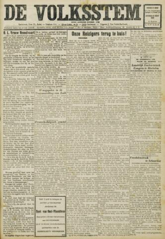 De Volksstem 1930-08-15