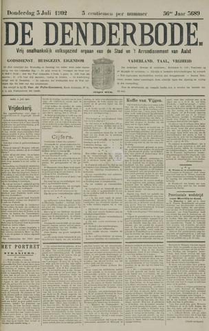 De Denderbode 1902-07-03