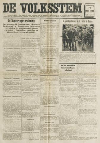 De Volksstem 1938-05-19