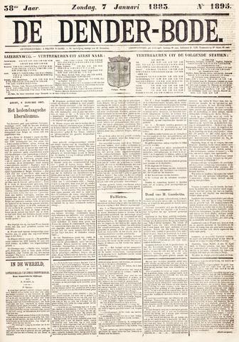 De Denderbode 1883