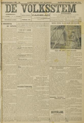 De Volksstem 1910-06-26