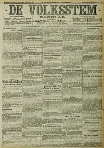 De Volksstem 1915-03-20