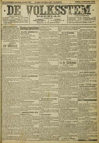 De Volksstem 1915-11-12