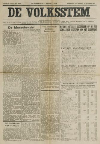 De Volksstem 1941-09-11