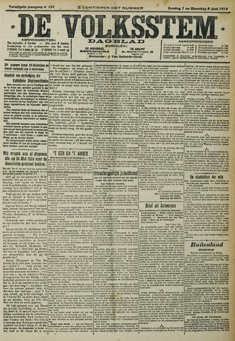 De Volksstem 1914-06-07