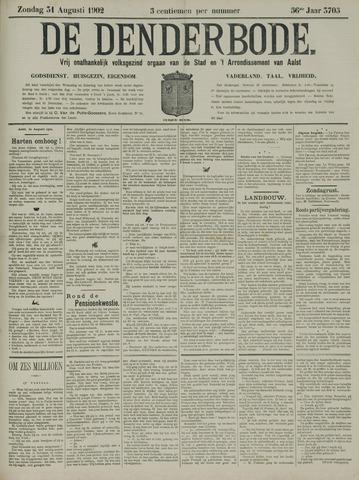 De Denderbode 1902-08-31