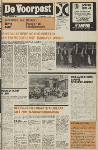 De Voorpost 1977-08-12