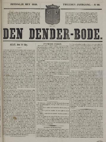 De Denderbode 1848-05-21