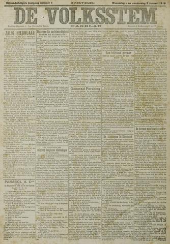 De Volksstem 1919