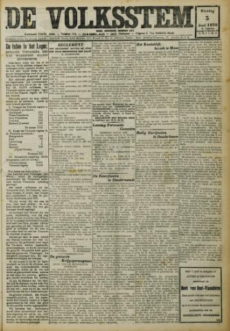 De Volksstem 1930-06-03