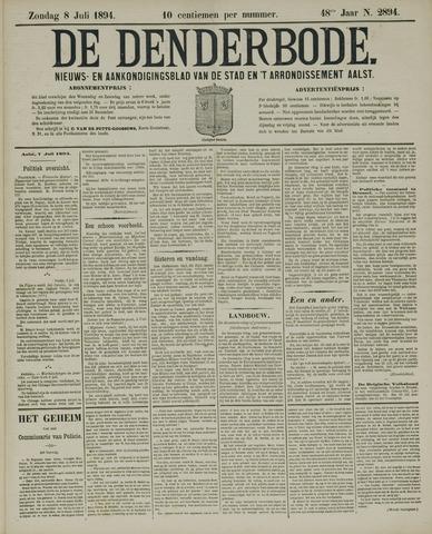 De Denderbode 1894-07-08