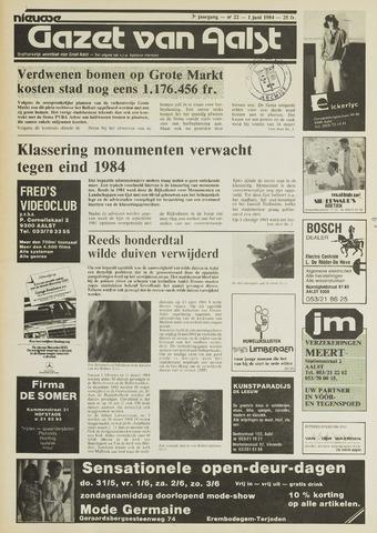 Nieuwe Gazet van Aalst 1984-06-01