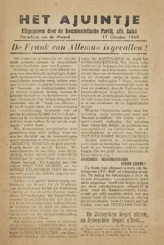 Het Ajuintje 1949