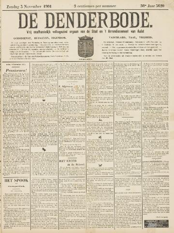 De Denderbode 1901-11-03