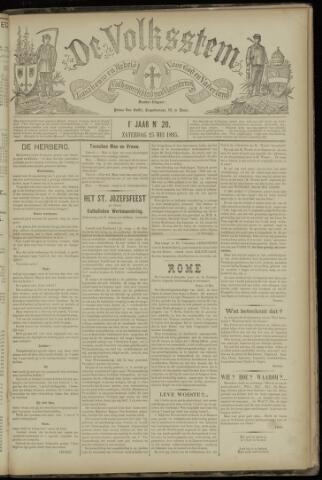 De Volksstem 1895-05-25