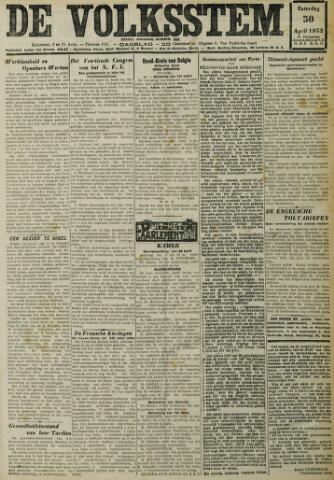 De Volksstem 1932-04-30