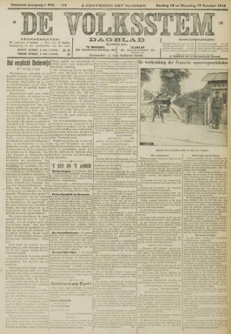 De Volksstem 1910-10-16