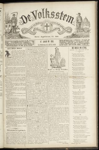 De Volksstem 1898-06-25