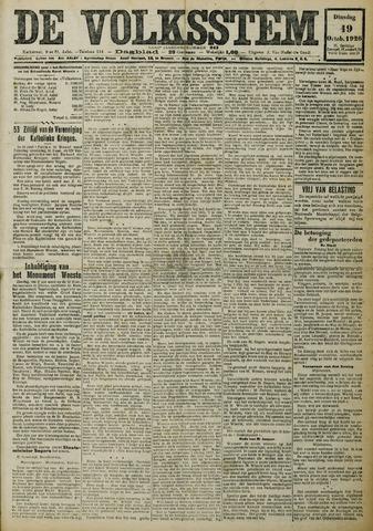 De Volksstem 1926-10-19