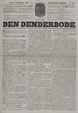 De Denderbode 1860-02-05
