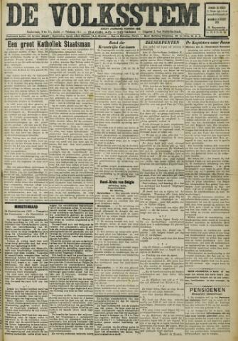De Volksstem 1931-08-30