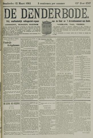 De Denderbode 1911-03-23