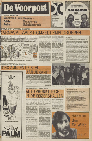 De Voorpost 1978-11-24