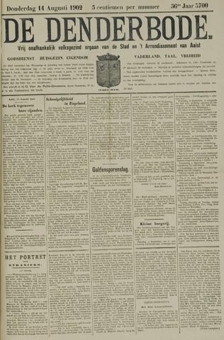 De Denderbode 1902-08-14