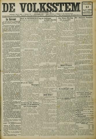 De Volksstem 1932-04-14