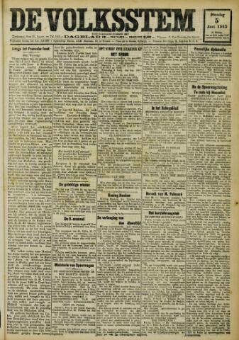 De Volksstem 1923-06-05