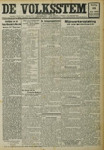 De Volksstem 1932-07-12