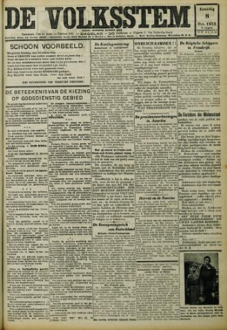 De Volksstem 1932-10-08