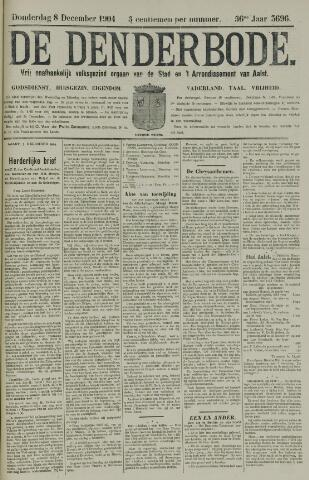 De Denderbode 1904-12-08