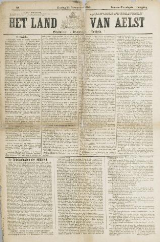 Het Land van Aelst 1880-11-21
