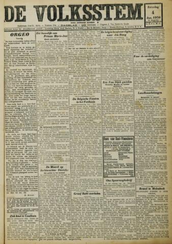 De Volksstem 1930-01-04