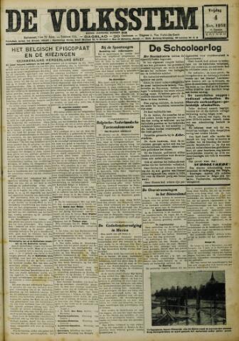 De Volksstem 1932-11-04
